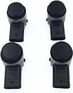 HZTWFC 4PCS Parking Sensor 5C6919275 420919275A PDC Sensor Compatible for VW Amarok Beetle Eos Golf Jetta Passat PDC Sensor