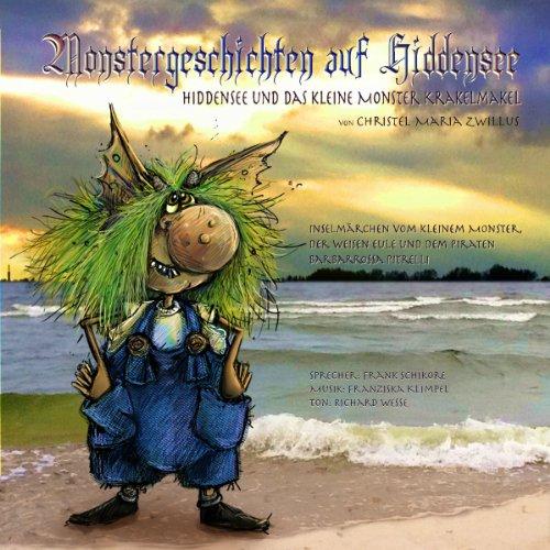 Monstergeschichten auf Hiddensee Titelbild