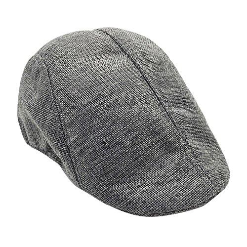 accessori per capelli bambina,Cappello con visiera estiva da uomo Cappellino da sole Mesh Running Sport Berretto piatto casual traspirante