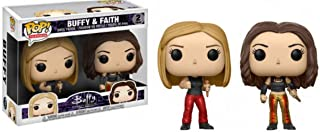 Funko POP! Buffy and Faith Vampire Slayer Convention Exclusive