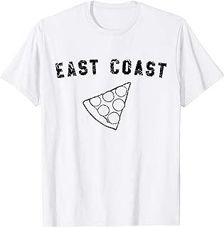 East Coast Pizza t-shirt