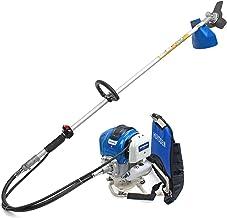 HUYOSEN 38.9cc Grass Cutter Trimmer Gasoline Back-Pack Brush Cutter D-Handle Gas Trimmers..
