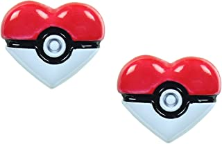 heart shaped pokeball