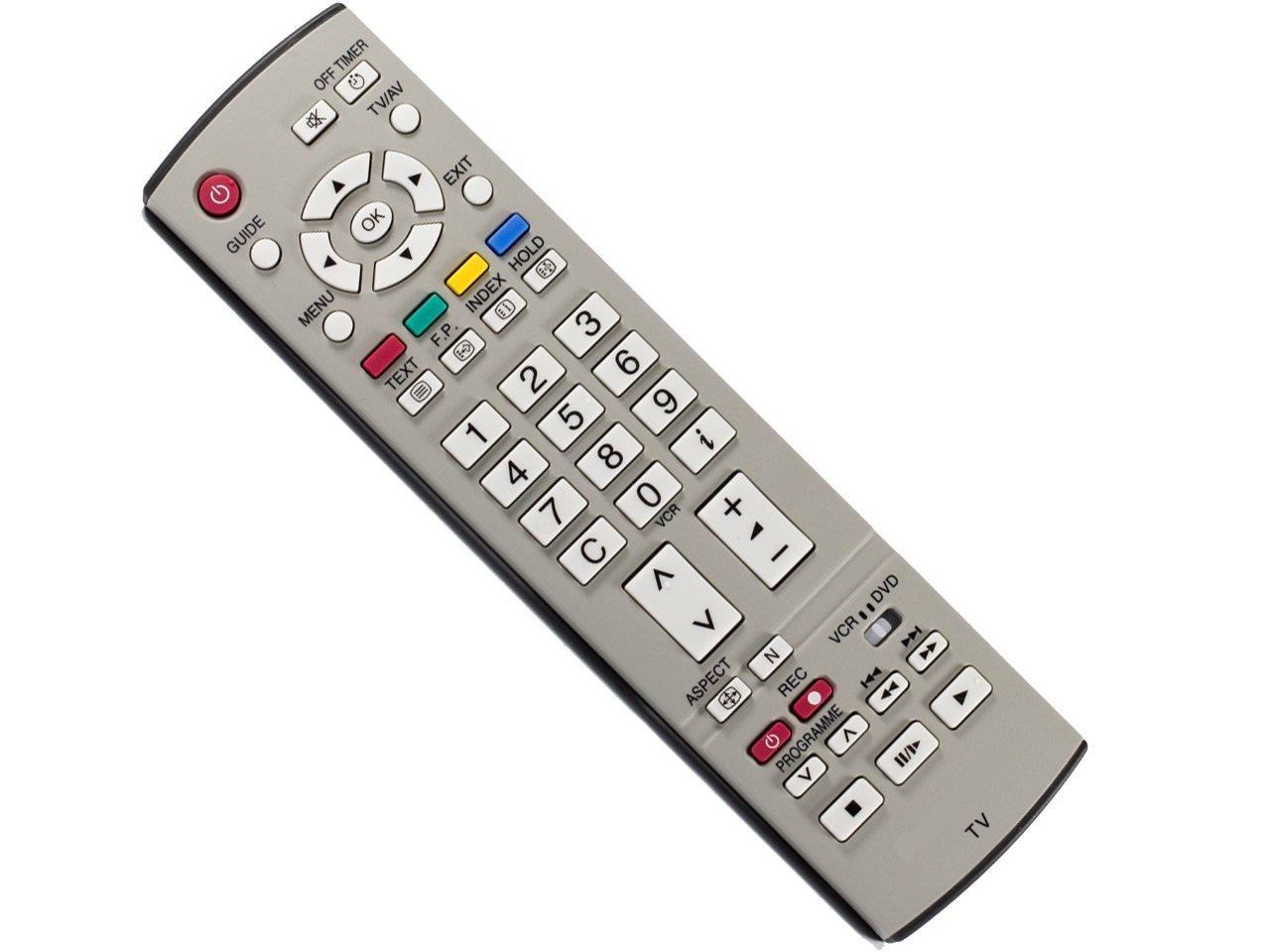 MANDO A DISTANCIA PARA PANASONIC VIERA TELEVISOR LCD DE PLASMA LED: Amazon.es: Electrónica