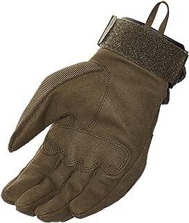 Royal Enfield Olive Polyster Riding Gloves for Men (RRGGLH000058)