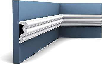 20m+4 Ecken Indirekte Beleuchtung LED Lichtprofile Wand Stuckleiste Profil BL19