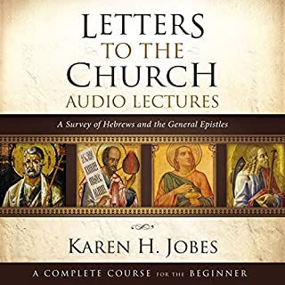 Letters to the Church: Audio Lectures cover art
