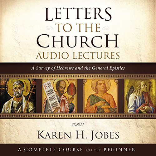 Letters to the Church: Audio Lectures audiobook cover art