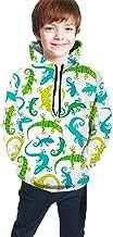 YongColer Boys & Girls Drawstring Hoodies Pullover Hoodie Hooded Sweatshirt Sports Outwear