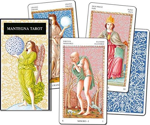 Lo Scarabeo - Karten: Tarot des Mantegna Verkaufskarton