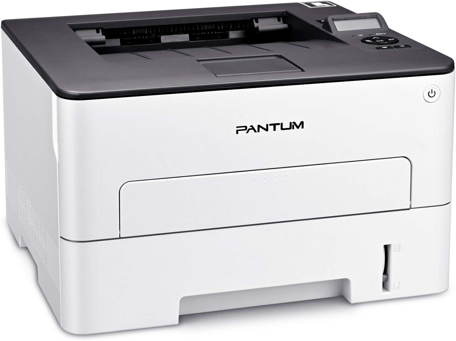 Pantum P3012DW Compact Monochrome Laser Printer Wireless Printing & Auto Two-Sided Printing