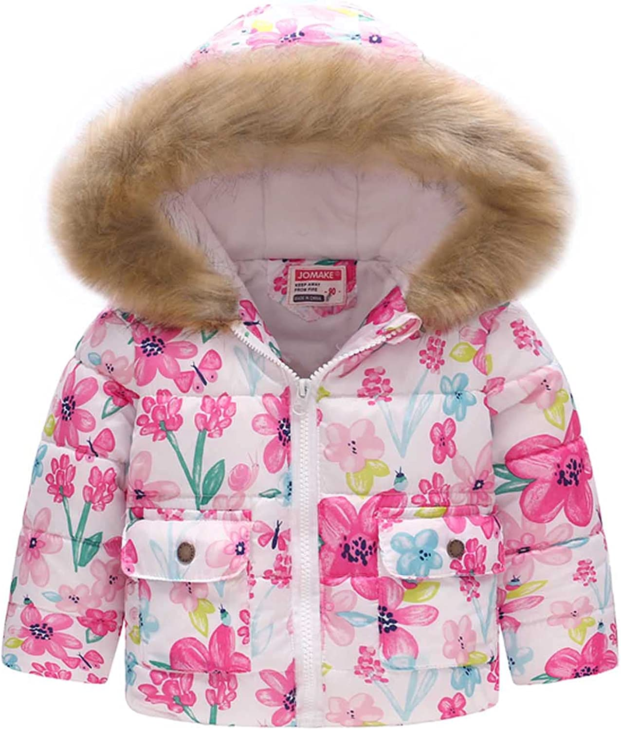 Baby Coat Girls Selling Thick Tulsa Mall Padded Jacket Jac Clothes Down Winter