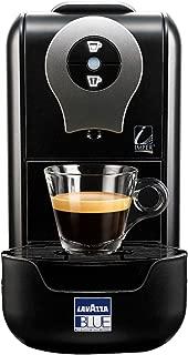Lavazza 041953000068 LB 901 Blue Single Serve Espresso Machine LB910, 13 cm x 23,5 cm x 36 cm, Black