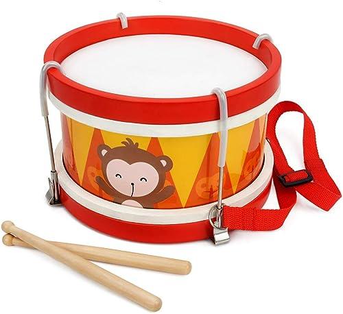 Baby Snare Instrument, um Kinder Psoriasis Drum Toy 0-1-2-3 Jahre alte Hand Schlagzeuger Schlagzeuger Schlagzeuger zu k fen