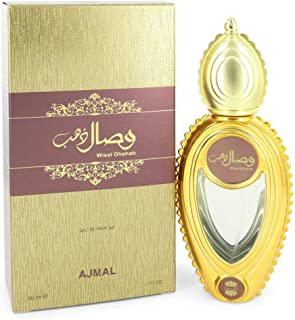 Ajmal Wisal Dhahab Spray for Unisex, 50ml