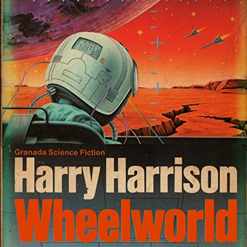 Wheelworld audiobook cover art