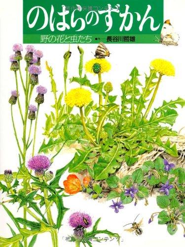 岩崎書店『のはらのずかん 野の花と虫たち』