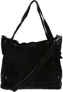 XL Christian Wippermann Leder Damentasche Shopper Bag Schultertasche Plus zusätzlichem Trageriemen