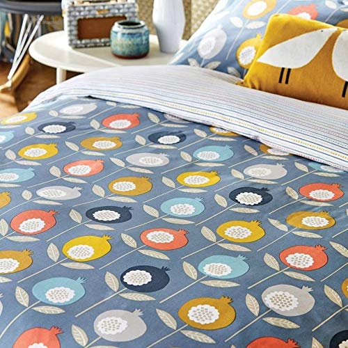 Scion Pepino Duvet Collection, Ink (King)