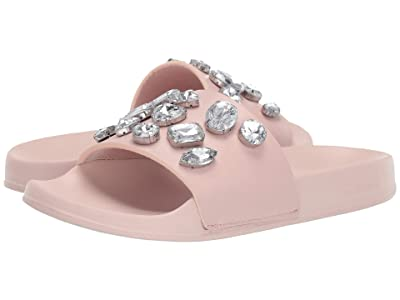 MICHAEL Michael Kors Gilmore Slide (Soft Pink EVA/Mixed Stones) Women