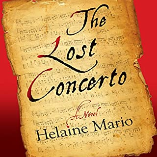 The Lost Concerto audiobook cover art