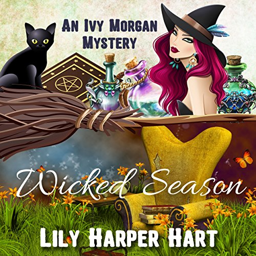 Wicked Season audiobook cover art