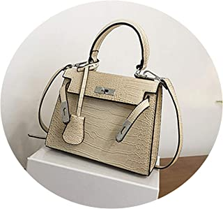 Chibi-store Women's Bag Alligator Bags Anti-Theft Landbags Crocodile Designer