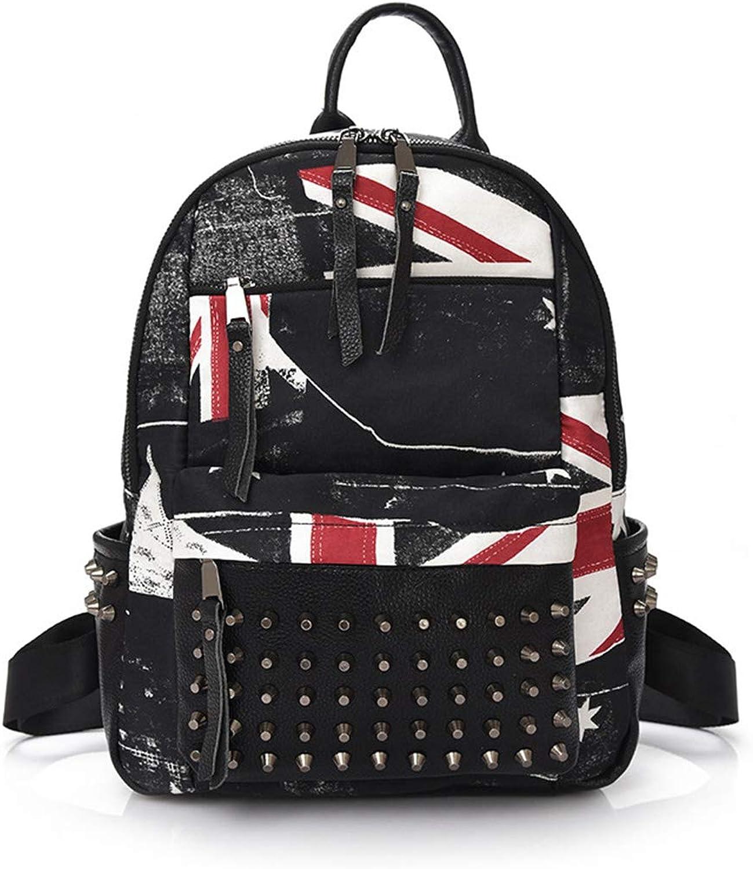 Oxford Cloth Shoulder Handbag Outdoor Waterproof Travel Backpack