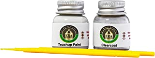 Pick Your Color for BMW Automotive Touch Up Paint and Clearcoat (354 Titanium Silver Metallic)