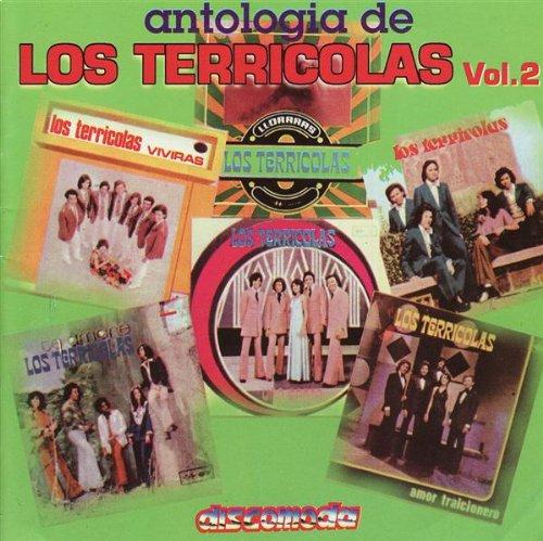 Vol. 2-Antologia De Los Terricolas