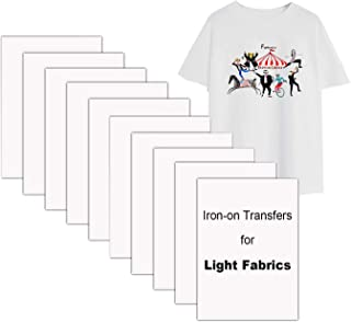 Best printable iron on paper Reviews