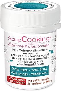 Colorante alimentario en polvo 5 g - Azul oscuro