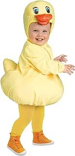 Kid's Rubber Ducky Baby Costume, Yellow