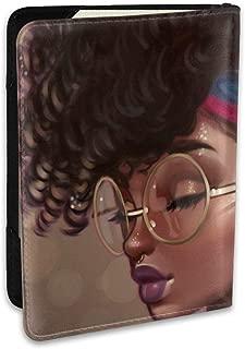black girl passport cover