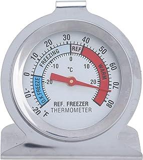 Gind Testeur de température, thermomètre de congélateur de Haute précision Thermomètre de Bureau pour la Famille pour la M...