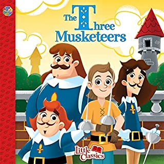 The Three Musketeers Little Classics