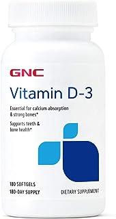 Sponsored Ad - GNC GNCVitamin D-3-50 mcg