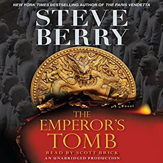 The Emperor's Tomb cover art