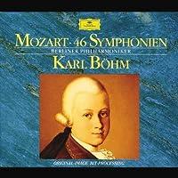 Mozart: 46 Symphonies - Berlin Philharmonic / Karl Bテカhm (1996-10-01)