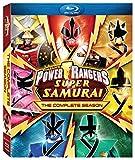 Power Rangers Super Samurai: The Complete Season (3 Blu-Ray) [Edizione: Stati Uniti] [USA] [Blu-ray]
