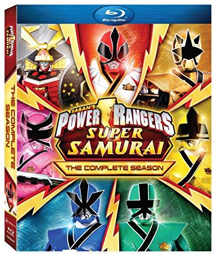 Power Rangers Super Samurai: The Complete Season (3 Blu-Ray) [Edizione: Stati Uniti]