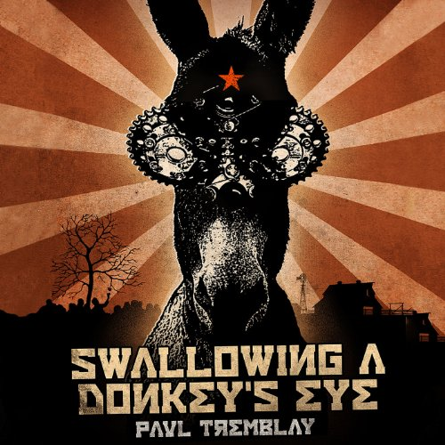 Swallowing a Donkey's Eye audiobook cover art