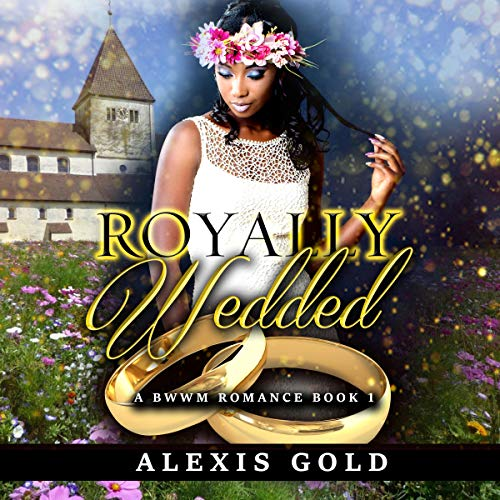 Royally Wedded audiobook cover art