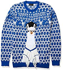 Happy llamakah. Llama Hanukkah Sweater by Blizzard Bay