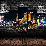 SHENQI- Bilder Wandbild 100X55Cm Vlies- Leinwand Bild XXL