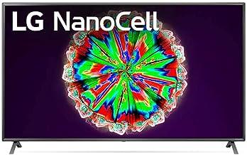 "LG 75NANO80UNA Alexa Built-in Nano 8 Series 75"" 4K Ultra HD Smart LED Nanocell TV (2020)"
