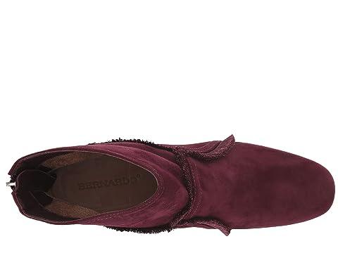 Black Velvet Bernardo Ingrid SuedeMalibu Boot SuedeBordeaux OxOPnEq