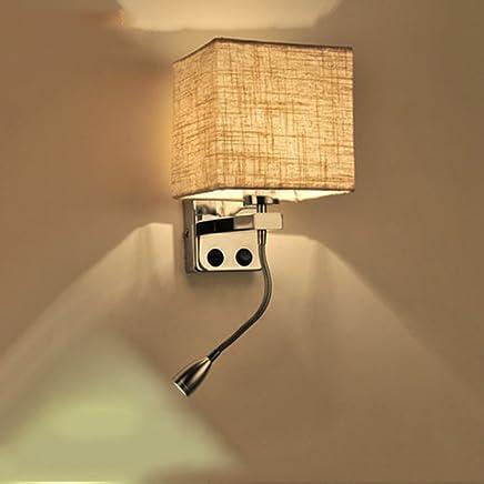YJH+ リビングベッドルームの階段リビングルームのベッドルームバルコニーとスイッチの壁のライト 美しく、寛大な ( 三 : B )