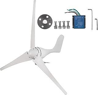 SHZOND Wind Generator 400W Hybrid Wind Turbine Generator DC 12V/24V Turbine Wind..
