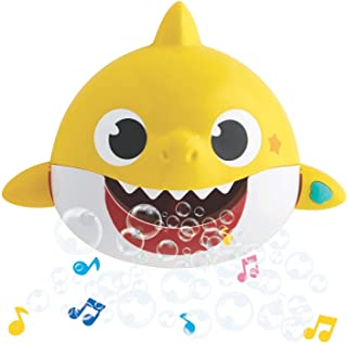 Pinkfong Baby Shark - Singing Bubble Maker - by WowWee
